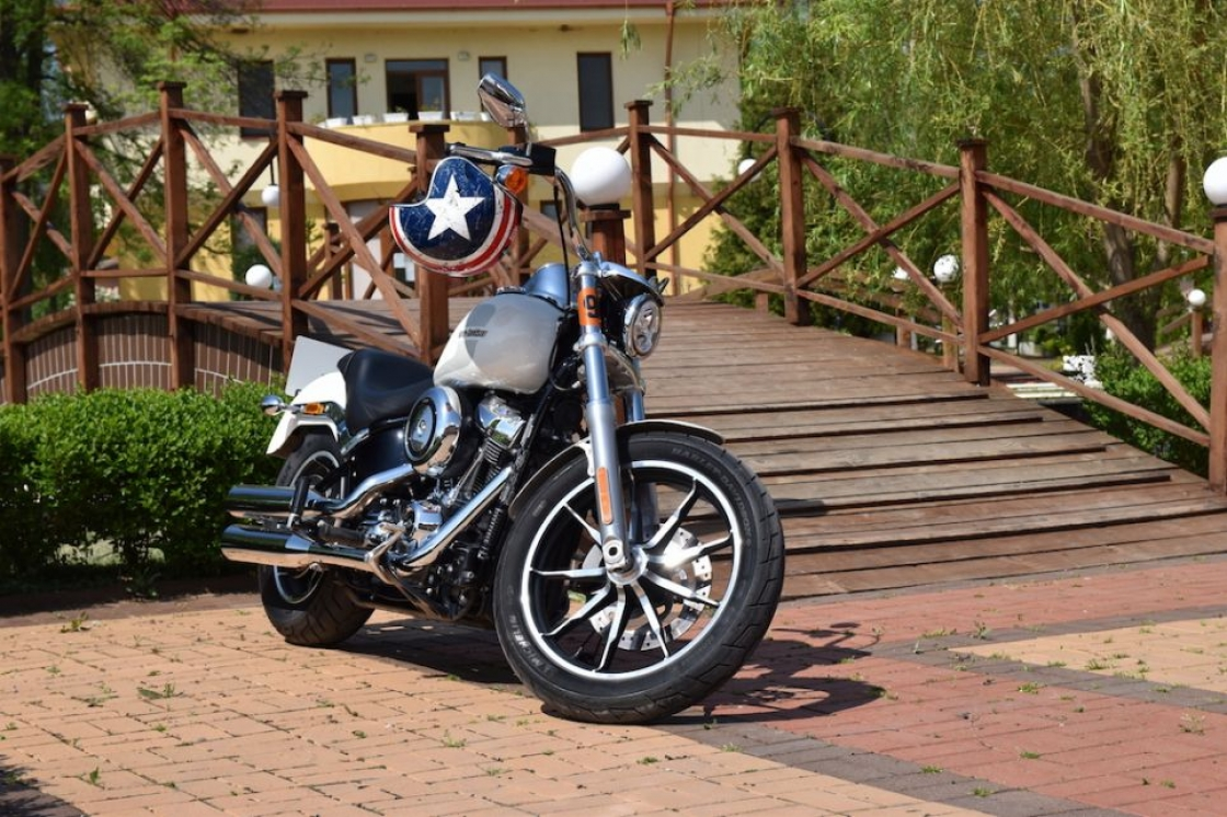 Gorna Banya - partner of HARLEY-DAVIDSON FREEDOM ON TOUR